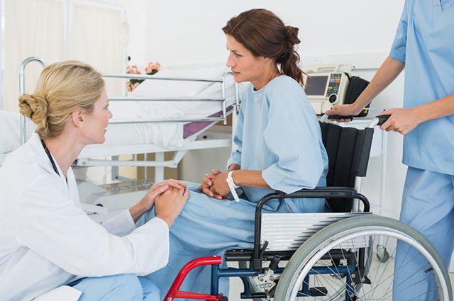 Кому дают 1 группу инвалидности в России: список болезней