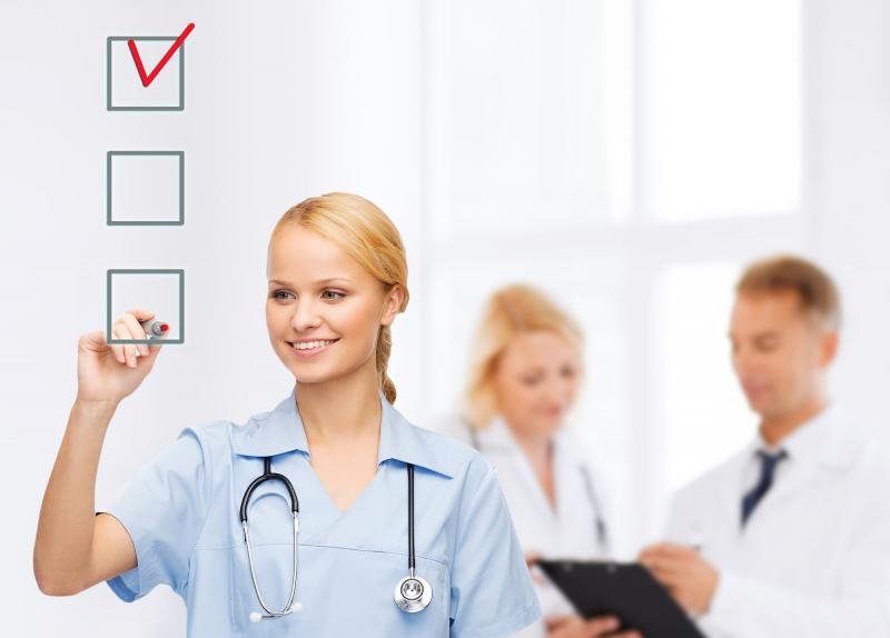 Порядок проведения экспертизы качества медицинской помощи: заключение
