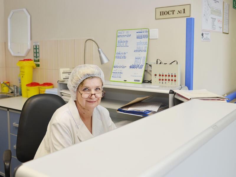 Перечень должностных обязанностей постовой медсестры